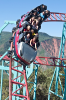 Glenwood Caverns Adventure Park in Glenwood Springs, CO
