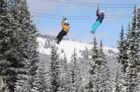 Top of the Rockies Zip Line Coupon