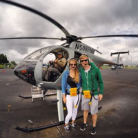 Paradise Helicopters in Hawaii-Big island, HI