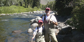 Leadville rent fishing gear rentals delaware hotel for Fishing equipment rental