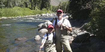 Leadville rent fishing gear rentals delaware hotel for Rent fishing gear