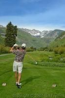 Vail Golf Club in East Vail, CO