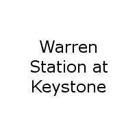 Warren Station at Keystone