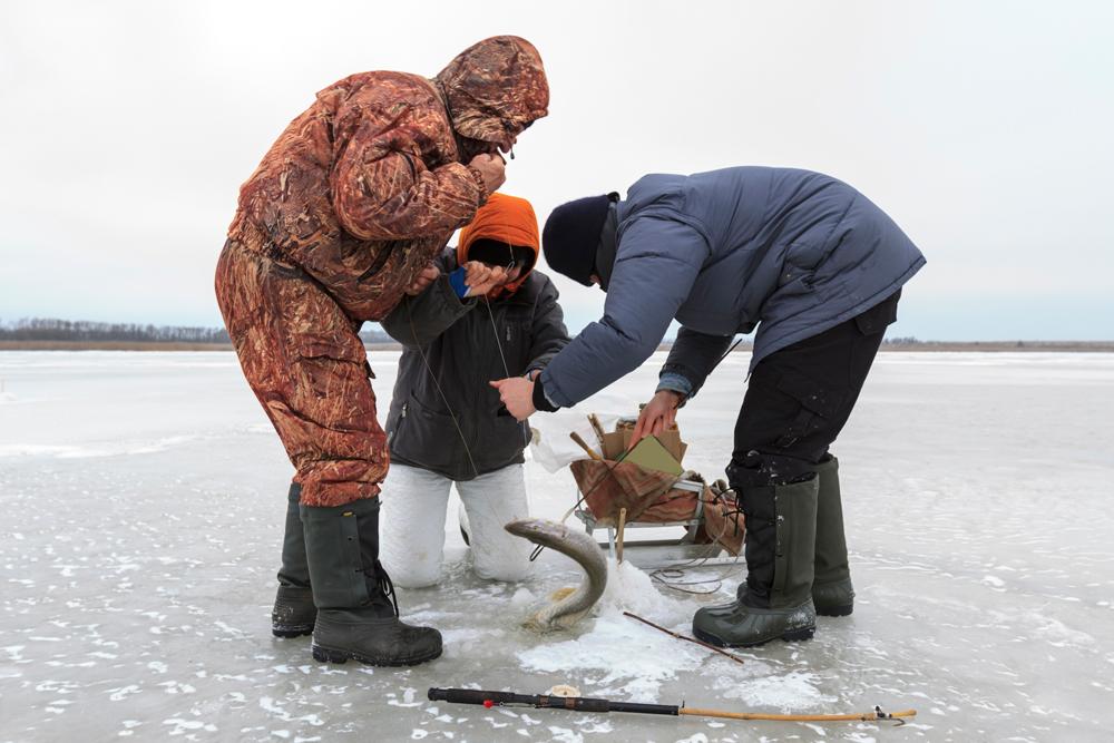 Big ed 39 s fishing venture big ed 39 s ice fishing fishing in for Colorado fishing license walmart