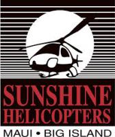 Sunshine Helicopters in Molokai, HI