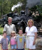 Alpenglow Adventures Train Tours in Leadville, CO