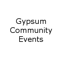 Gypsum Community Events