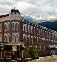 Delaware Hotel in Leadville, CO